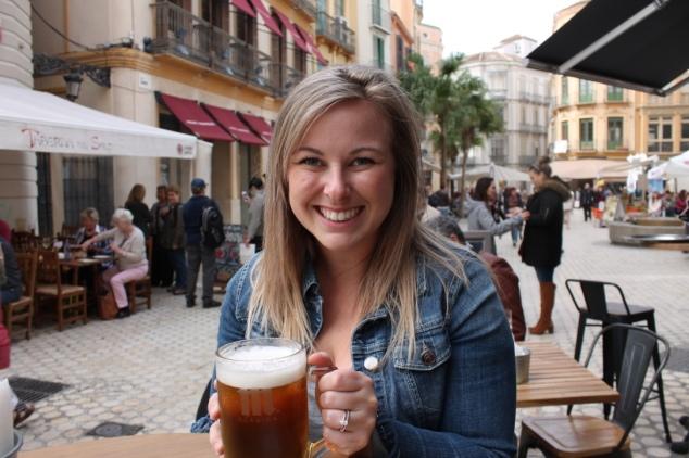 Hola de Málaga, España!