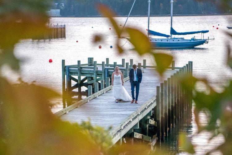 nova scotia wedding photo